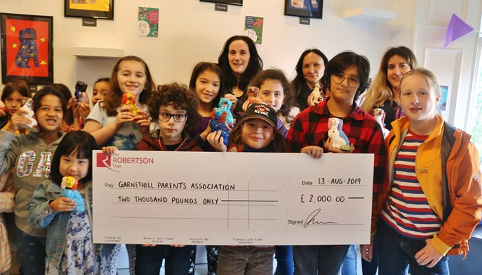 Wee Grant awarded to Garnethill Parents Association